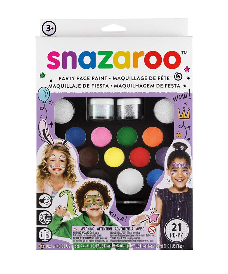 1.Face Paint Snanazoo Party Pack
