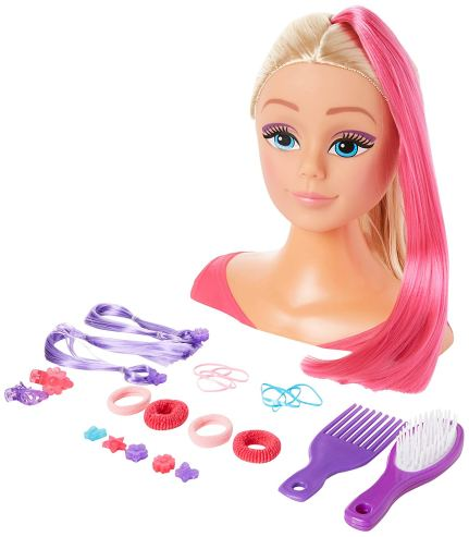 Top Styling Doll Heads For Girls Young Girls Makeup And