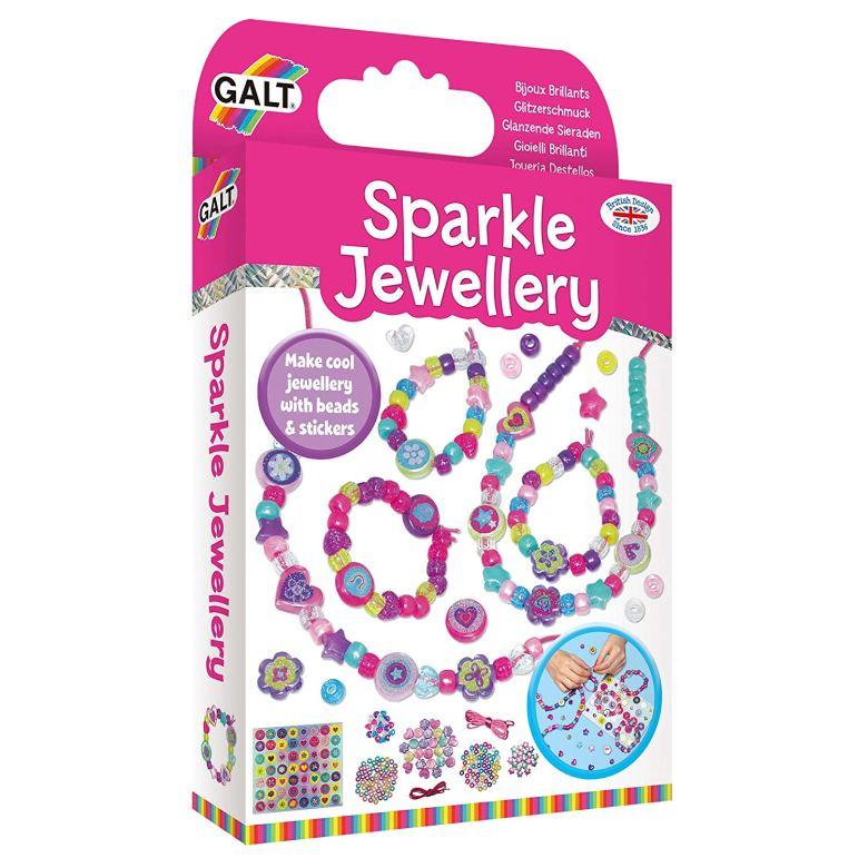 1.Jewellery Making Kit Galt Sparkle