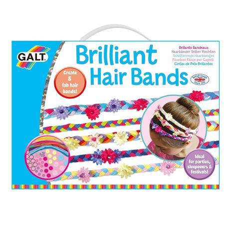 1.Hair Decorations Galt Brilliant Hair Bands