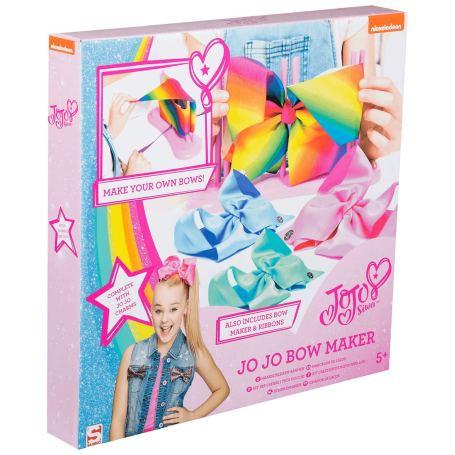 4.Hair Decorations Jojo Bow Maker Set